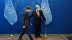 Branbić razgovarala sa generalnim sekretarom UN Antoniom Guterešom i premijerom Luksemburga
