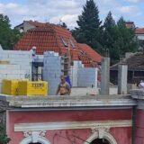 Udruženja: Nastavljeni radovi na vili na Vračaru i pored rešenja o zatvaranju gradilišta 18