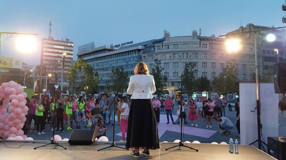 Žena uz ženu: Karcinom dojke nije bauk, budi hrabra 1