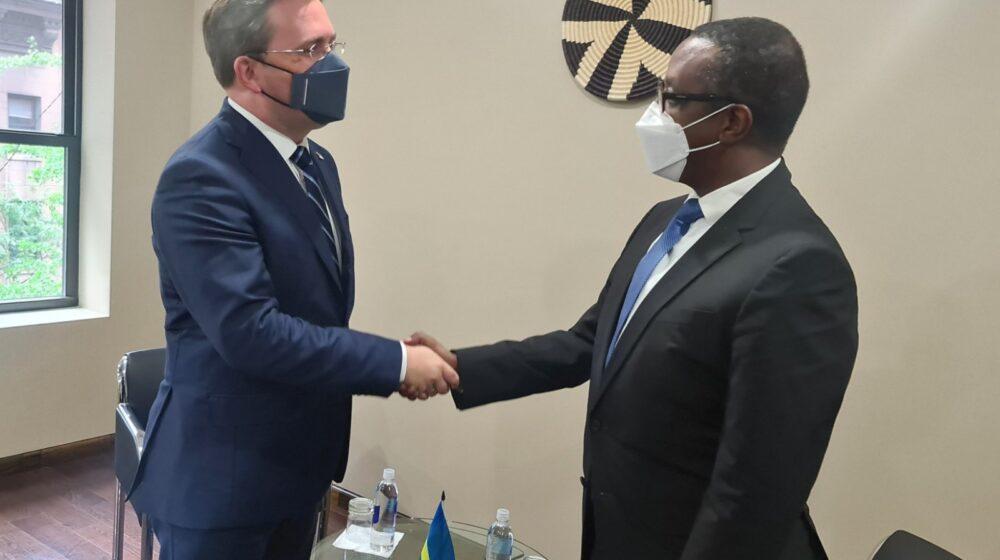 Veliki potencijal za unapređenje saradnje Srbije i Ruande 1