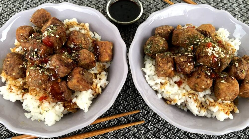 Vege recept: Hrskavi tofu 1