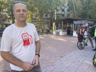 """Poruka biciklista na 119. """"Kritičnoj masi"""": Potrebni su nam bolji uslovi 2"""