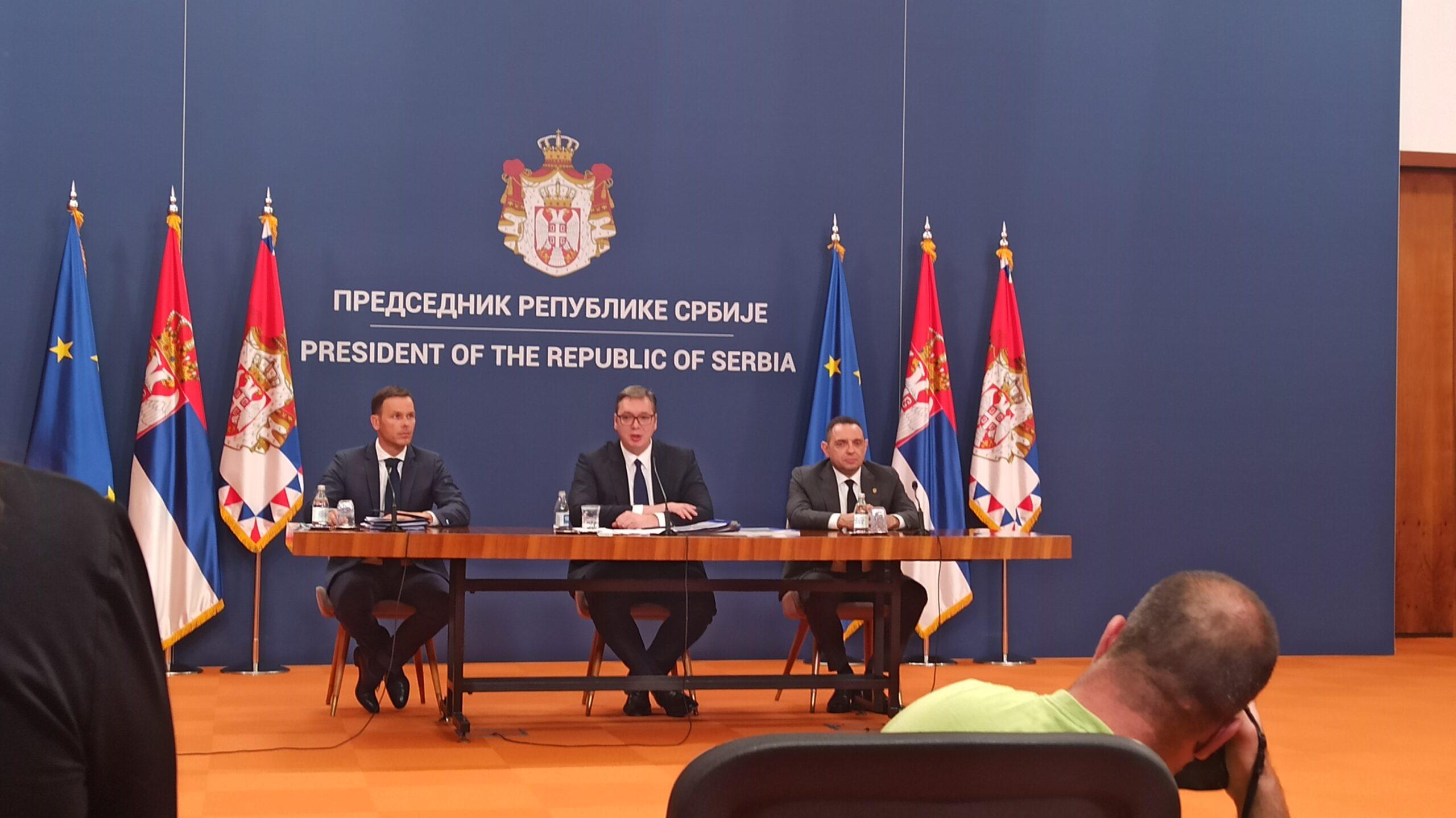 Vučić: Napredak u poboljšanju izbornih uslova 2