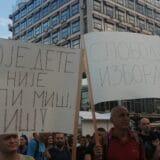 Počeo Antiglobalistički skup na Trgu republike (FOTO) 9