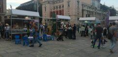 Antiglobalistički skup u Beogradu: Protiv prisilne vakcinacije i propusnica 14