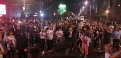 Antiglobalistički skup u Beogradu: Protiv prisilne vakcinacije i propusnica 24