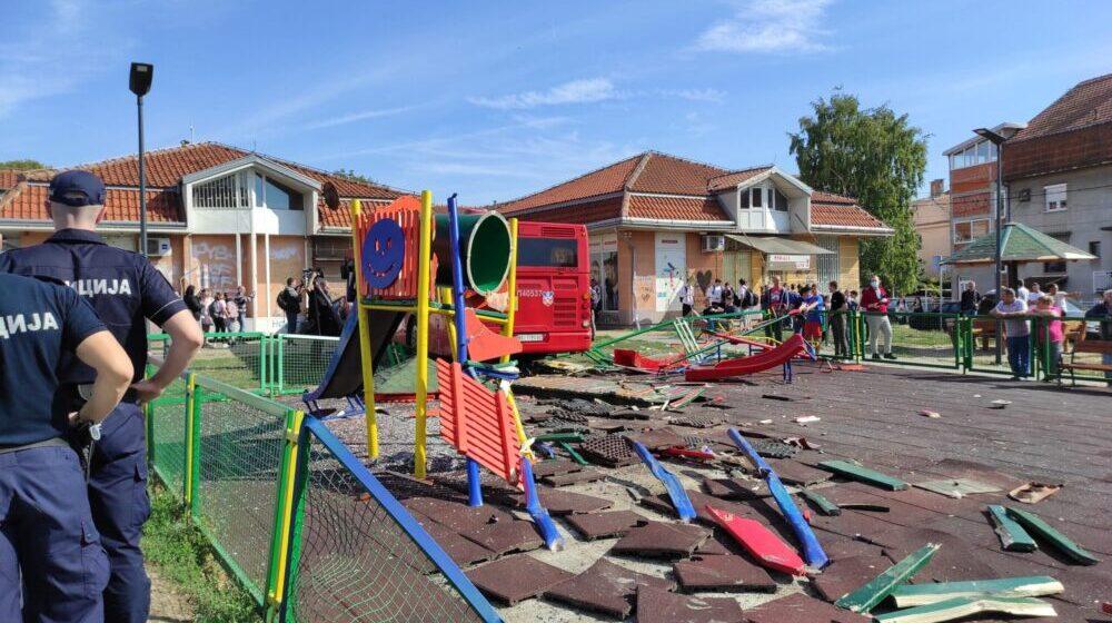 Vozaču autobusa određen pritvor zbog nesreće u Zemunu 1