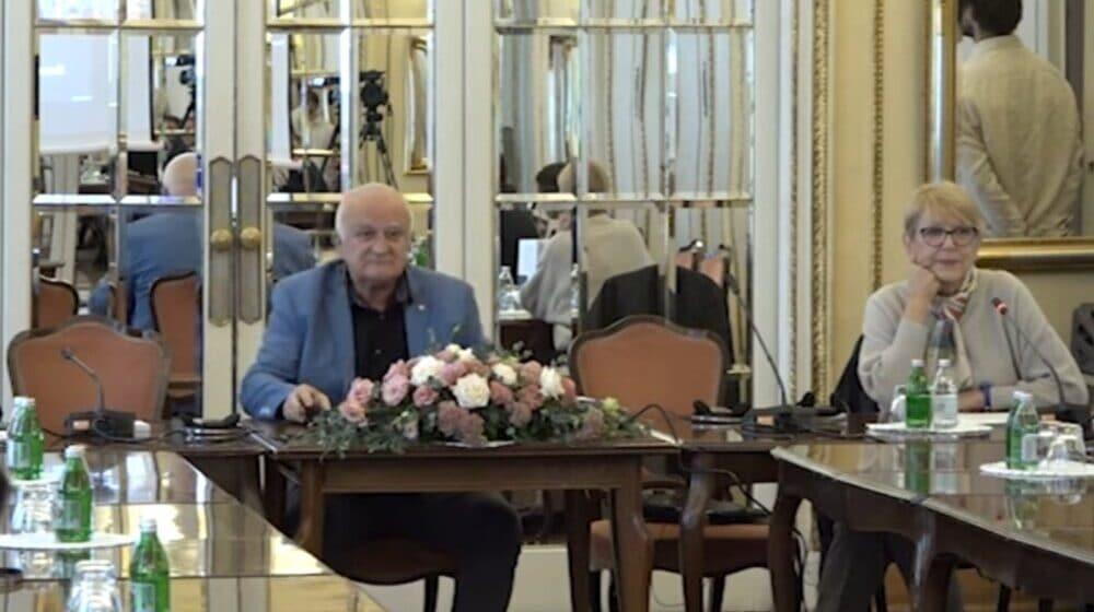 Sonja Biserko: Knjiga nema veze sa aktuelnim događajima na Kosovu 1