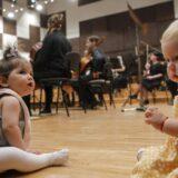 Koncerti za bebe u Beogradskoj filharmoniji: Klasika utiče na inteligenciju 2