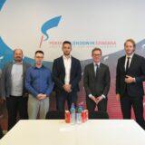 PSG ugostio prestavnike Narodne stranke za slobodu i demokratiju iz Holandije 5