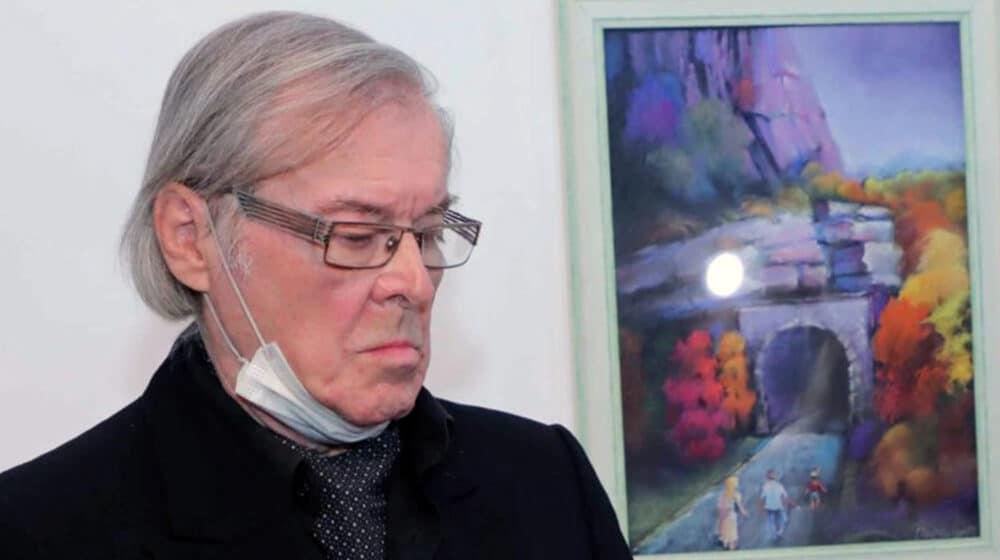 Izložba Radomira Vergovića u galeriji Jokanovića kuće 1