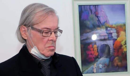 Izložba Radomira Vergovića u galeriji Jokanovića kuće 13