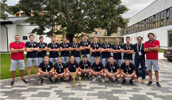 Vaterpolisti Srbije prvaci Evrope 13