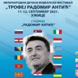 Trofej Radomir Antić u Užicu, 11. i 12. septembra 7