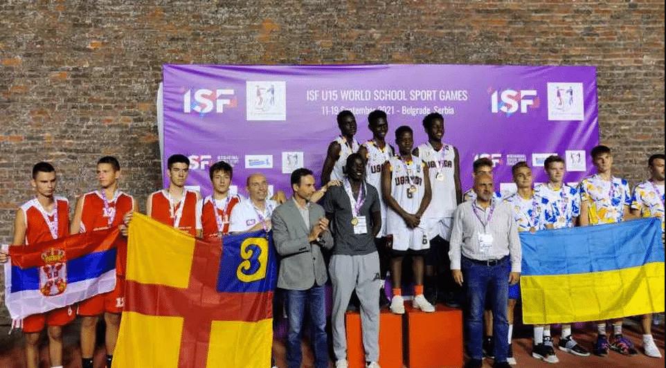 Basket tim osnovaca iz Vranja vicešampion sveta 1