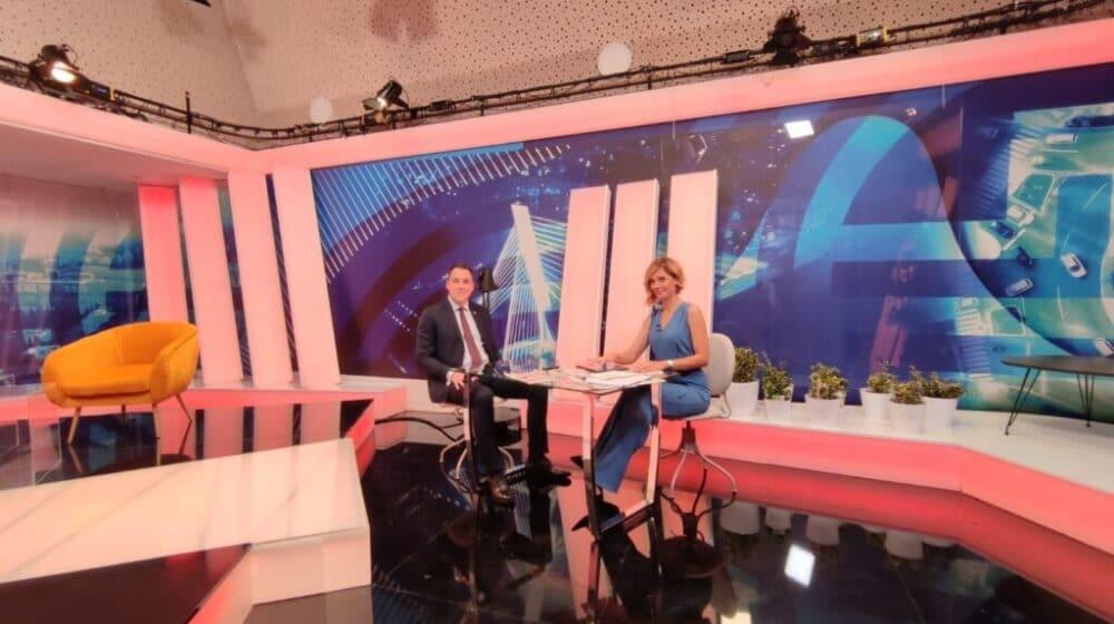 """""""Rujnom zorom"""" počela sa radom Gradska televizija u Crnoj Gori 1"""