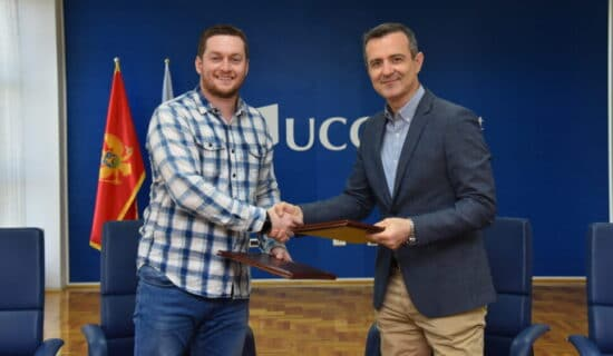 Za brucoše UCG popusti u zemlji i Evropi 13