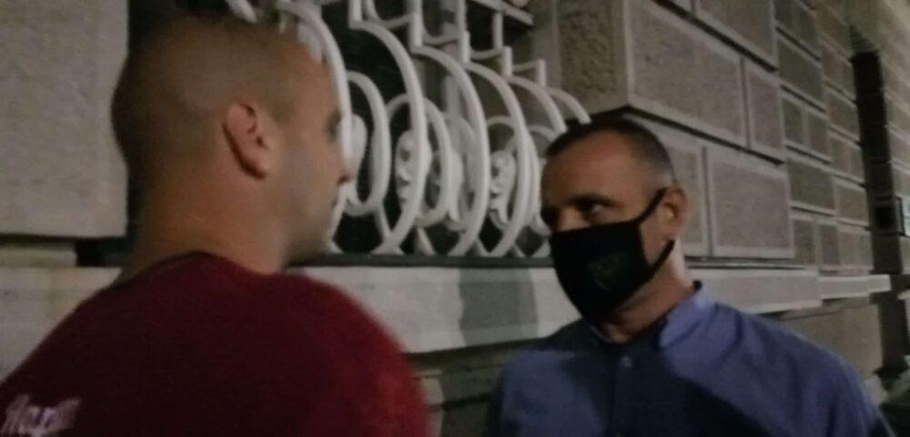 Antiglobalistički skup u Beogradu: Protiv prisilne vakcinacije i propusnica 23