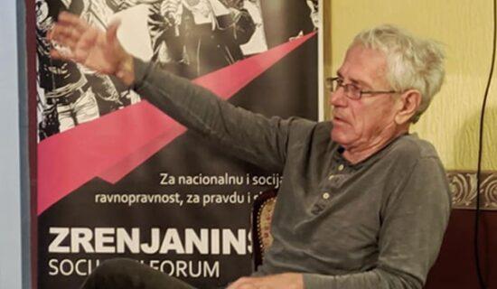 Žilnik održao filmsku radionicu u Zrenjaninu 12