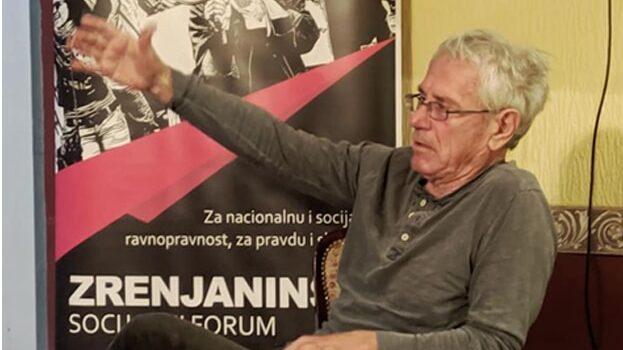 Žilnik održao filmsku radionicu u Zrenjaninu 1