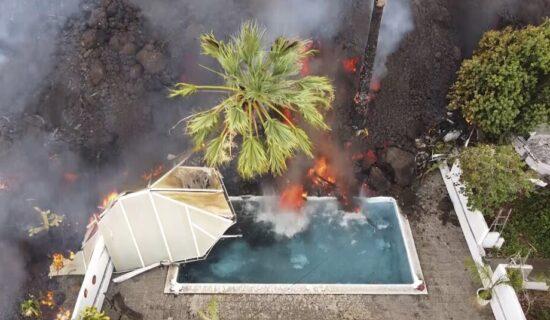 Na Kanarskim ostrvima evakuisano ukupno 6.000 ljudi zbog erupcije vulkana 13