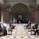 Papa se sastao sa Orbanom u Budimpešti na početku svog putovanja 3