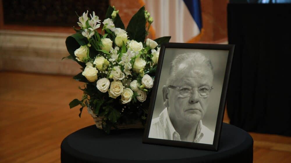 Održana komemoracija Dušanu Dudi Ivkoviću u Skupštini Srbije 1