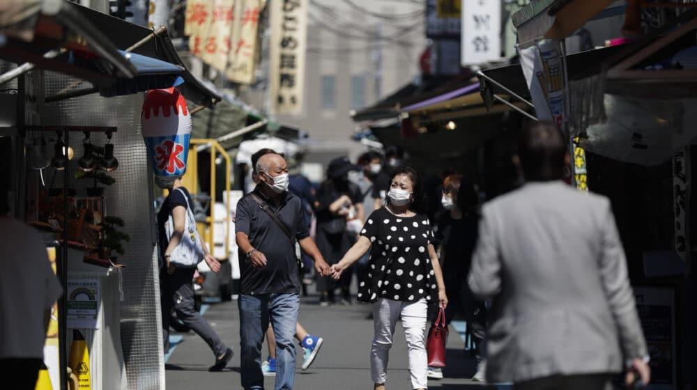Vakcinisano više od 50 odsto stanovnika Japana 1