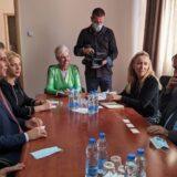 Ambasador Izraela Jahel Vilan posetio Pirot 13