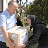 Paketi sa namirnicama za najugroženije u dva negotinska sela 4