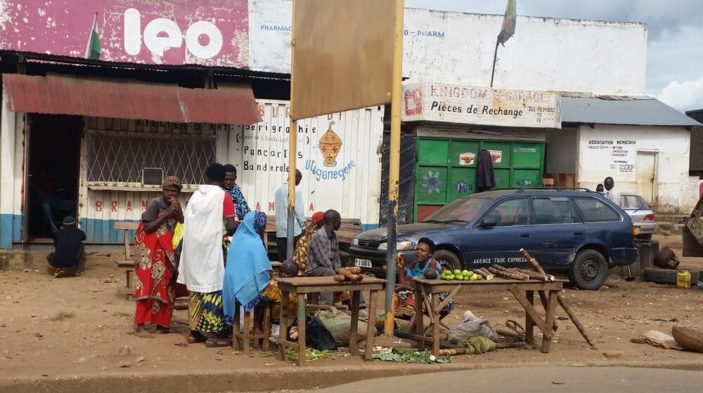 Burundi: Gitega, glavni grad u nastajanju 1