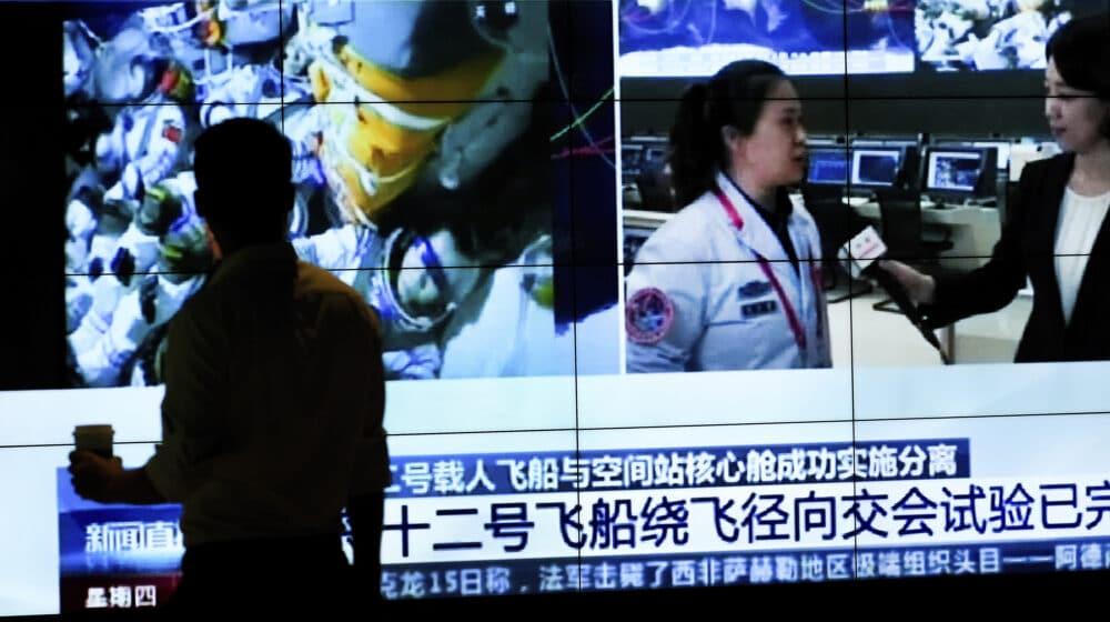 Kineski astronauti završili rekordnu tromesečnu misiju u svemiru 1