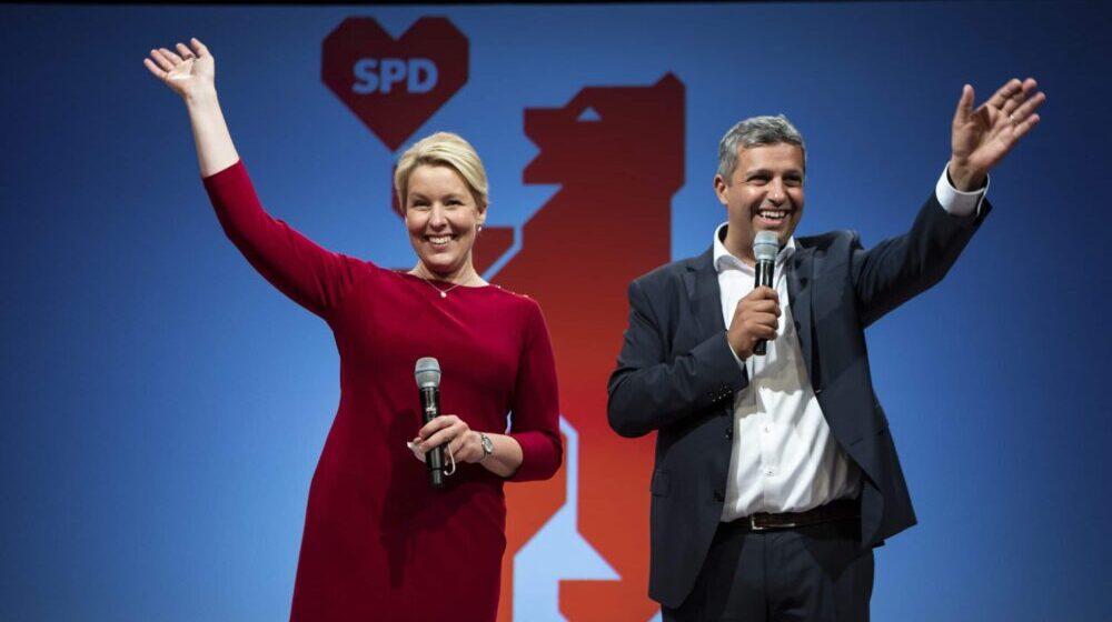 Socijaldemokrate zadržale mesto gradonačelnika Berlina 1