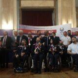 Paraolimpijci Srbije svečano dočekani u Skupštini Beograda 1
