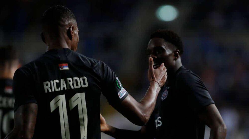 """Partizanovi stranci """"pogodili"""" pobedu u Ligi konferencije 1"""