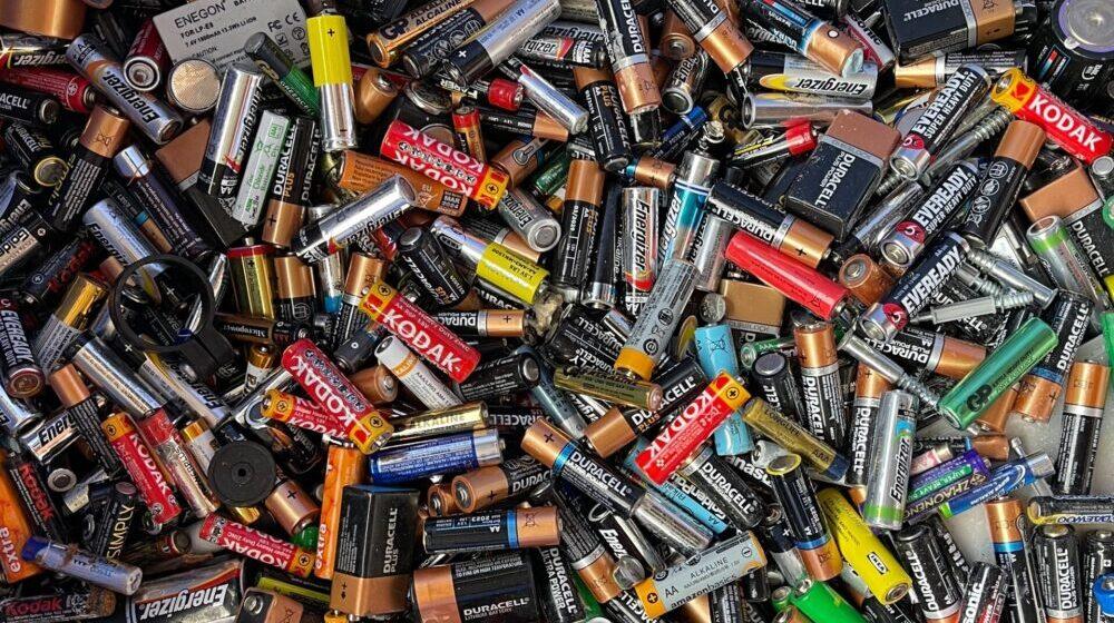 NALED: Recikliranje baterija bi u Srbiji moglo da košta duplo manje nego u svetu 1