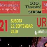 Manifestacija 100.000 muzičara za promene - Srbija 4
