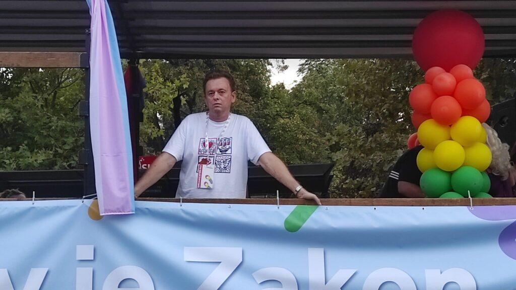 Nekoliko hiljada učesnika na Prajdu u Beogradu, Bekvalac: I ja sam deo LGBT zajednice 2