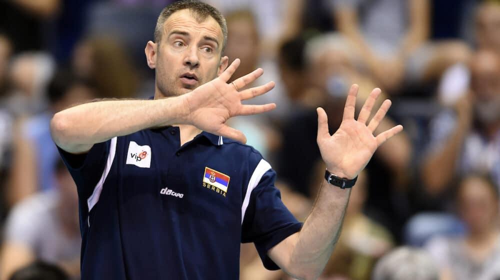 Nikola Grbić kandidat za selektora Poljske 1