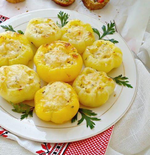 Recept nedelje: Paradajz paprika sa sirom 3