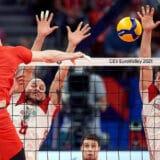 Odbojkaši Poljske ubedljivo do polufinala Evropskog prvenstva 1