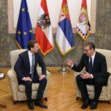 Vučić uručio Orden Republike Srbije austrijskom kancelaru 1