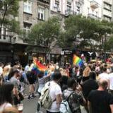 """""""Parada ponosa"""" se kreće prema Skupštini, Bekvalac: I ja sam deo LGBT zajednice 10"""