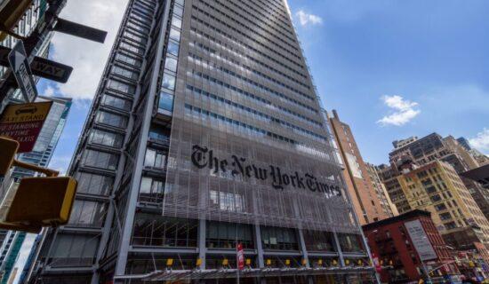 Njujork tajms: 170 godina duga tradicija 9