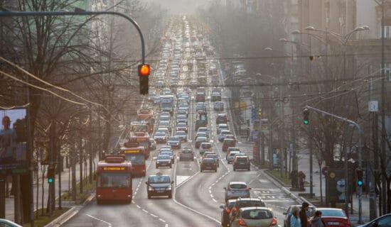 Danas se zatvaraju ulice u Beogradu, gradski prevoz ide izmenjenim trasama 13