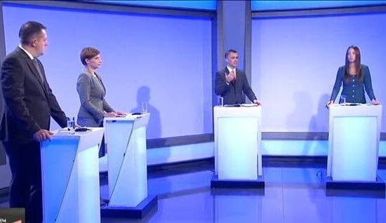 "U emisiji ""Reč na reč"" Rakić (DS) i Đurić (SNS) u klinču, voditelj apelovao da se strasti smire 7"