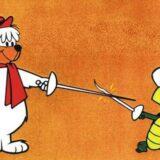 Crtani lik Vitez Koja slavi 59 godina od prvog prikazivanja 5