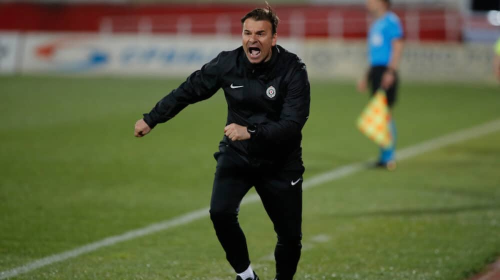 Stanojevic: Suma does not respect Partizan 1