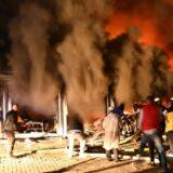Požar u kovid centru u Tetovu, ima žrtava 9