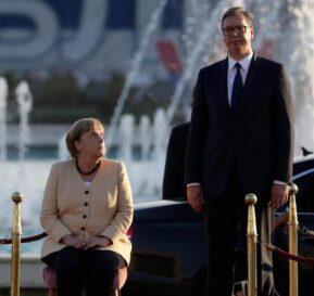 Merkel u poseti Beogradu: Odnos Nemačke i Srbije je pun poverenja (VIDEO, FOTO) 2